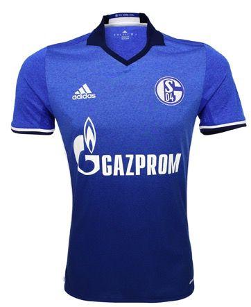 Schalke Heim Trikot 16/17 + 2 Europa League Tickets + Schal für 89,95€