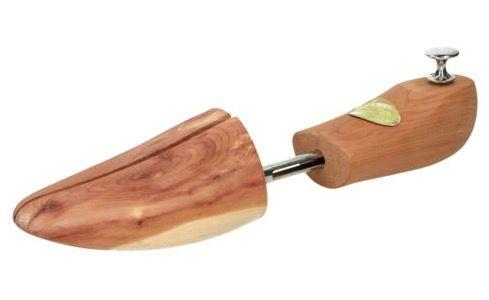Schlesinger Schuhspanner aus Zedernholz ab 19,50€ (statt 30€)