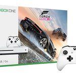 Xbox One S 500GB + Forza Horizon 3 + 2. Controller für 270€ (statt 347€)