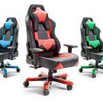 DXRacer Chefsessel W-Serie für 189,95€ (statt 260€)