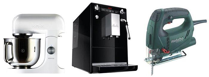 Redcoon Sale bei eBay   z.B. Bauknecht WAK 71 Waschmaschine für 279€ (statt 314€)