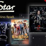 6 Cinestar Einzel-Tickets inkl. Loge für 2D-Filme für 37,50€ (statt 54€) – auch übertragbar!
