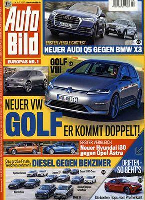 Auto Bild Jahresabo für 109,65€ inkl. 75€ Verrechnungsscheck & 6€ Rabatt bei Bankeinzug