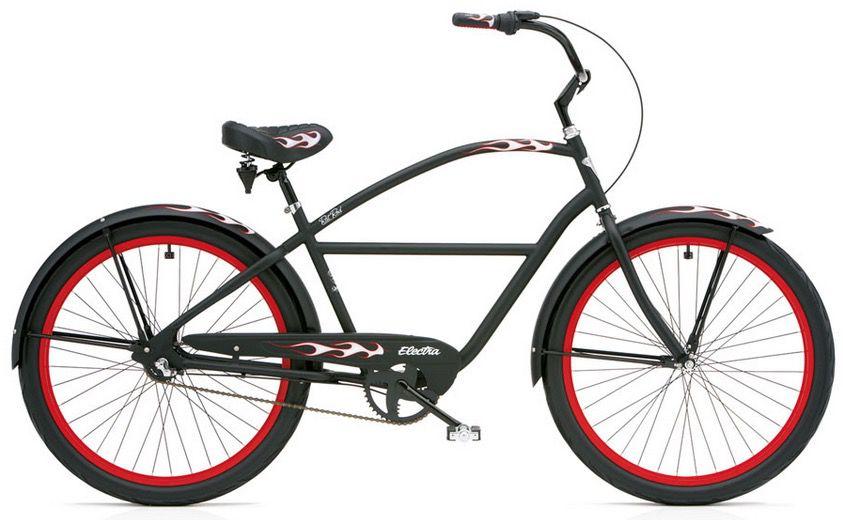 Electra RatRod 3i   26 Zoll Cruiser Fahrrad für 330€ (statt 499€)