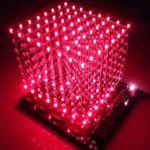 LED Cube Bausätze für Anfänger & Fortgeschrittene ab 9,15€ inkl. VSK