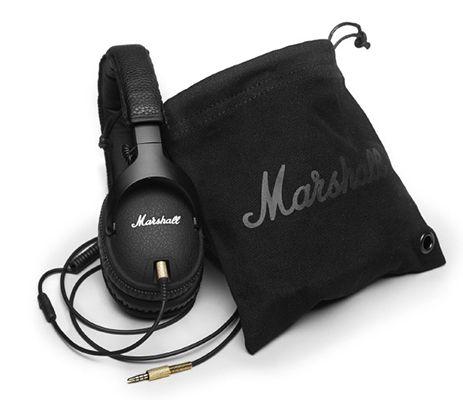 Marshall Monitor Over Ear Kopfhörer für 90€ (statt 97€)