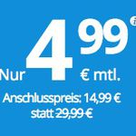 o2 LTE Tarif mit 250 Einheiten + 750MB nur 4,99€ mtl. – monatlich kündbar