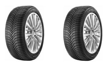 4er Set Michelin CrossClimate Sommerreifen in 225/40 R18 92Y XL für 421,80€ + 48,80€ in Superpunkten