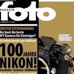 12 Ausgaben vom foto Magazin für effektiv nur 8,20€ dank 65€ Amazon Gutschein