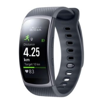 Samsung Gear Fit 2 Fitness Tracker für je 99€ (statt 148€)