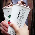 Starbucks Hot Chocolate kaufen und zweite Hot Chocolate gratis bekommen
