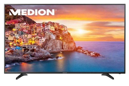 Medion P18088   65 Zoll UHD Fernseher mit DVB T2 für 679,99€ (statt 799€)