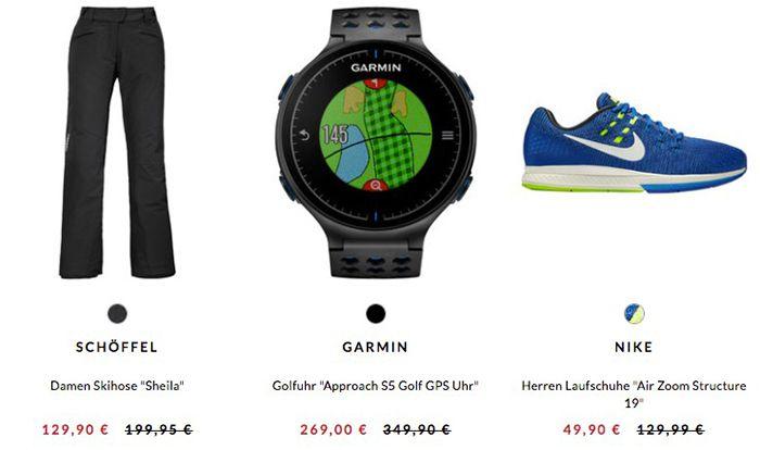 engelhorn Sport Sale bis  50% + weitere 20% per Gutschein   z.B. Deuter Competition 65+10 für 112€ (statt 140€)