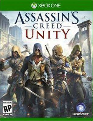 Assassins Creed Unity (Xbox One) als Digital Code für 0,94€