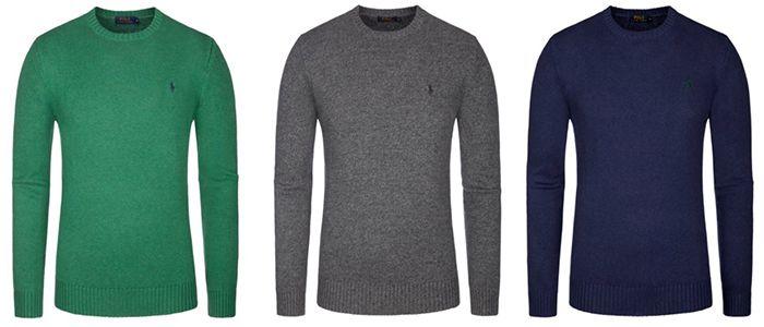 Polo Ralph Lauren Herren Baumwoll Pullover für 65,95€ (statt 95€)