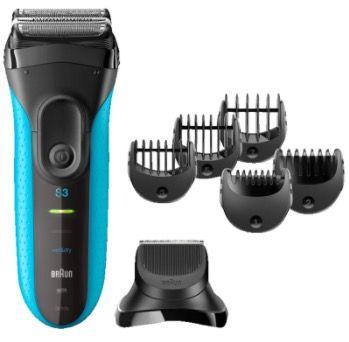 Braun 3010BT Shave & Style Rasierer für 66€ (statt 76€)