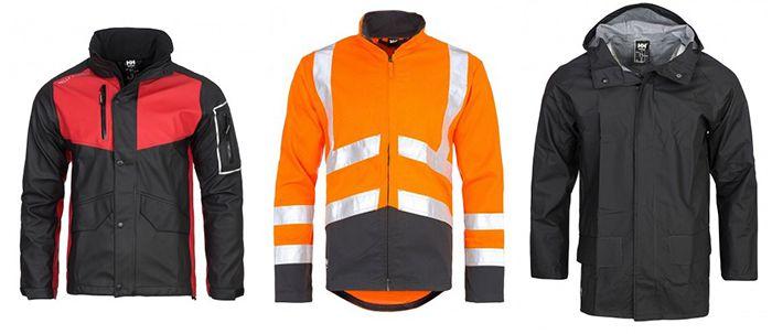 Helly Hansen Workwear Regen  und Arbeitsjacken für je 17,99€ (statt 23€)