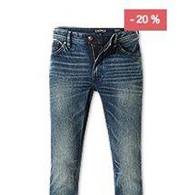 C&A mit 20% Rabatt auf ausgewählte Denim Jeans + 10% Gutschein