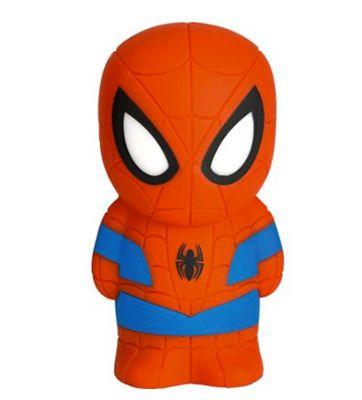 Vorbei! Philips Spiderman LED Nachtlicht für 2,99€ (statt 16€)