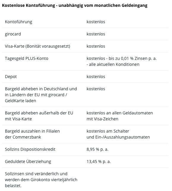 Bildschirmfoto 2017 02 17 um 09.28.53 Bis zu 150€ Geschenkt für ein kostenloses Girokonto bei Comdirect