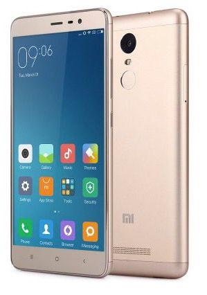Xiaomi Redmi Note 3 Pro International Version in Grau für 165€