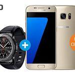 TOP! Galaxy S7 + Galaxy Gear S3 Watch für 79€ (statt 808€) + Vodafone Allnet-Flat mit 2GB für 29,99€ mtl.