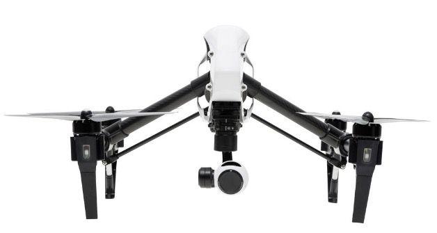 DJI Inspire 1 Quadrocopter mit Fernsteuerung für 1.193,45€ (statt 1.650€)