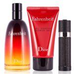 Dior Fahrenheit Set (EdT 50ml + EdP 3ml + SG 50ml) für 52,90€ (statt 70€)