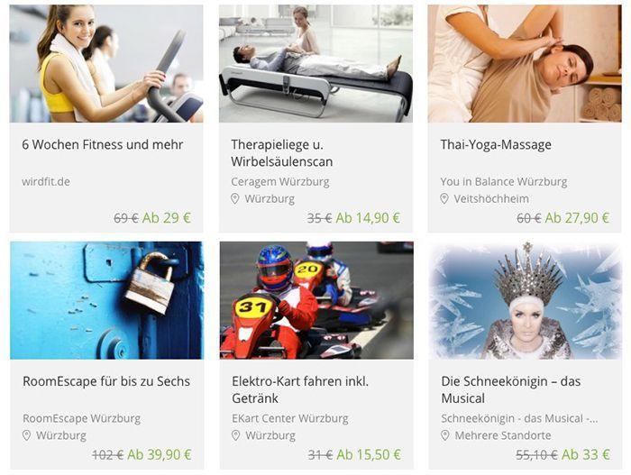 Abgelaufen! 30€ Rabatt bei Groupon ohne MBW für Neukunden   z.B. gratis Thai Yoga Massage!