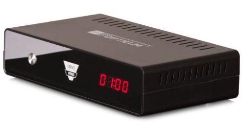 Opticum HD AX ODIN Hybrid HDTV Kabel Receiver DVB C/T2 für 69,90€ (statt 89€)