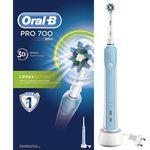 Duo-Pack Oral-B Pro 700 Cross Action Zahnbürste für 65,90€ (statt 80€)