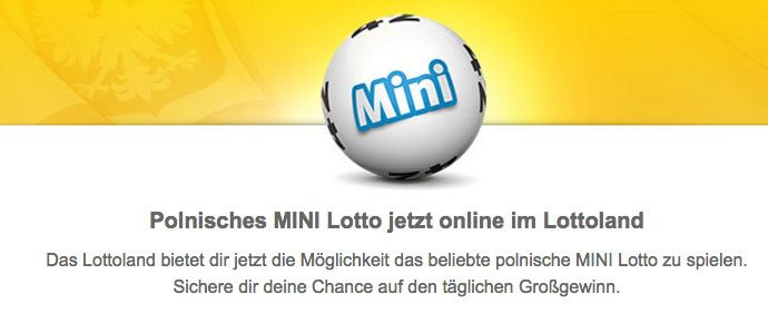 12 Felder Mini Lotto + 25 Rubbellose für 0,99€   nur Neukunden!