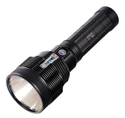 Nur 11 Stück! Nitecore TM36   große Taschenlampe mit bis zu 21 Stunden Leuchtdauer für 274,69€ (statt 400€)