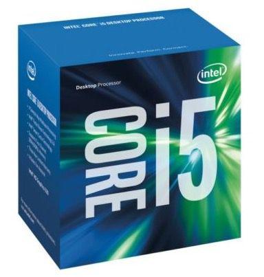 Intel Core i5 7500 Kaby Lake CPU (Sockel 1151) mit Lüfter für 179,25€ (statt 206€)