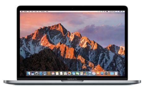 Apple MacBook Pro 13 Retina Touchbar i5 mit 8GB und 512GB SSD für 1.777€