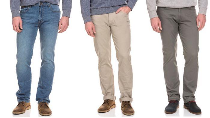Bildschirmfoto 2017 02 22 um 09.06.40 Wrangler Denim Arizona Herren Stretch Jeans ab 32,29€ (statt 52€)
