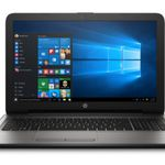 HP 15-ba015ng – 15,6 Zoll Notebook mit 256GB SSD + WIN 10 für 389,64€ (statt 449€)