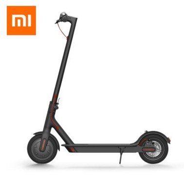 Xiaomi M365   klappbarer Elektro Roller in Schwarz mit max. 25 km/h für 325,98€ (statt 429€)