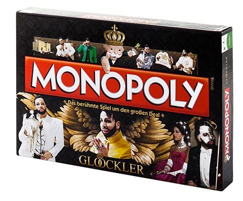 Harald Glööckler Monopoly Special Edition für 19,99€ (statt 25€)