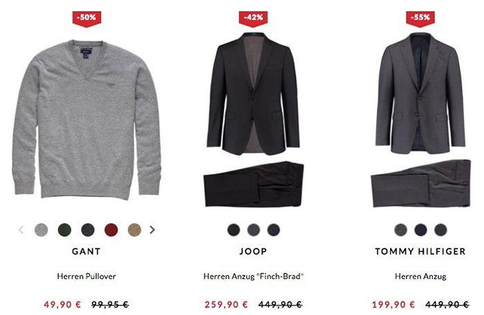 Bildschirmfoto 2017 02 23 um 07.54.43 TOP! 20% Extra Rabatt im großen engelhorn Sale   z.B. Gant Pullover ab 40€