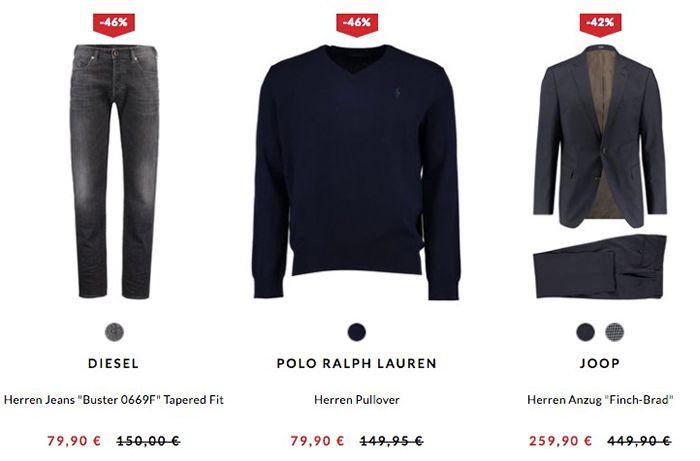 Bildschirmfoto 2017 02 23 um 07.54.53 TOP! 20% Extra Rabatt im großen engelhorn Sale   z.B. Gant Pullover ab 40€