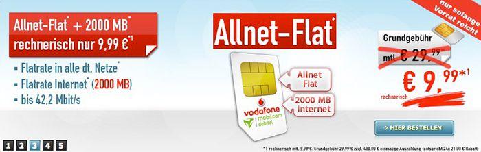 Bildschirmfoto 2017 02 23 um 09.42.02 Vodafone Allnet Flat mit 2GB für 9,99€ mtl.