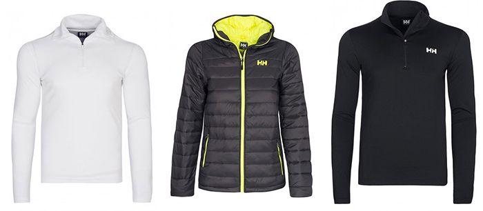 Helly Hansen Ausverkauf + VSK frei   z.B. Ski Pullover für 10€ (statt 18€)