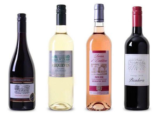 10% Weinvorteil Gutschein ohne MBW für ausgewählte reduzierte Weine