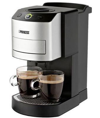 Princess Pod Coffee Maker mit Vorbrühfunktion für 44,90€ (statt 85€)