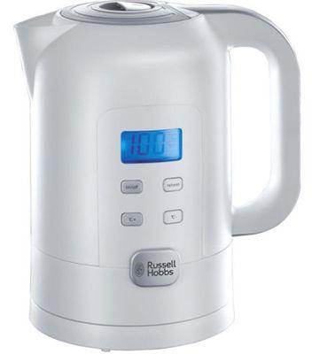 Russell Hobbs Precision Control Wasserkocher mit LCD Anzeige für 25€ (statt 31€)