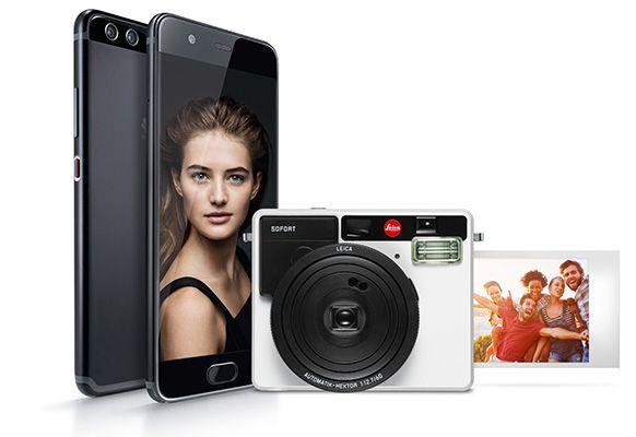 Huawei P10 (Plus) mit Vodafone oder Telekom Tarif vorbestellen + gratis Leica Sofort Kamera (Wert 279€)