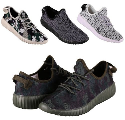 Hoodboyz Damen und Herren Sneaker für je 19,90€