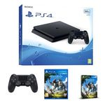 PlayStation 4 slim 1TB + Horizon Zero Dawn + 2. Controller für 269€ (statt 369€)
