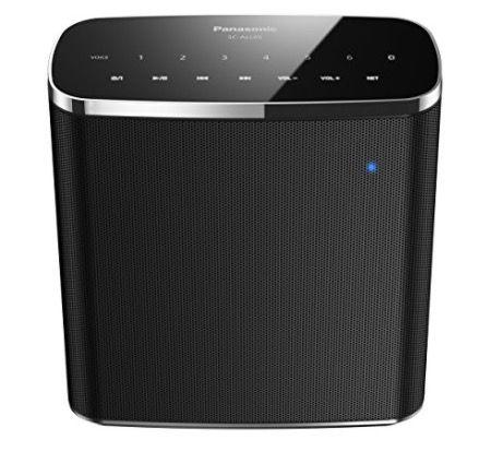 Panasonic SC ALL05   kabelloser Lautsprecher mit WLAN + 9h Akku ab 119€ (statt 147€)